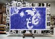 Pierre alechinsky nord perdu 2014 galerie lelong grid