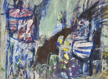Wilfrid Moser, l'insoumis - Galerie Jeanne Bucher Jaeger  |  Paris, St Germain