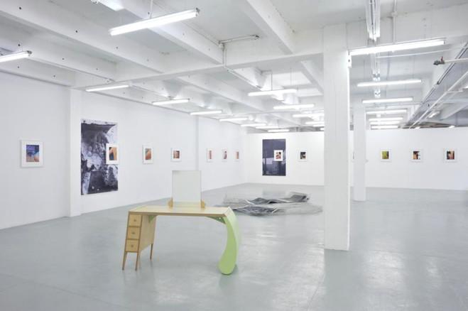 Galerie Neu at La Douane - Galerie Chantal Crousel – La Douane