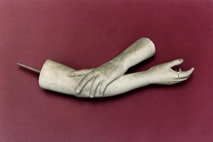 Lena amuat  zoe meyer fragment arme 2014 galerie marine veilleux paris large2