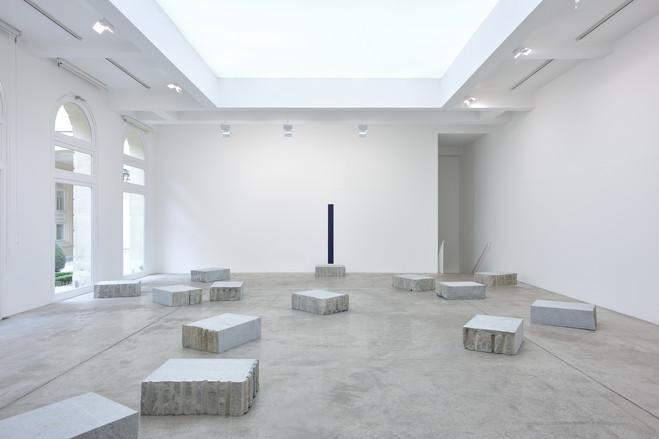 Giovanni Anselmo - Galerie Marian Goodman