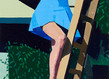 Guy yanai claire s knee galerie derouillon paris grid