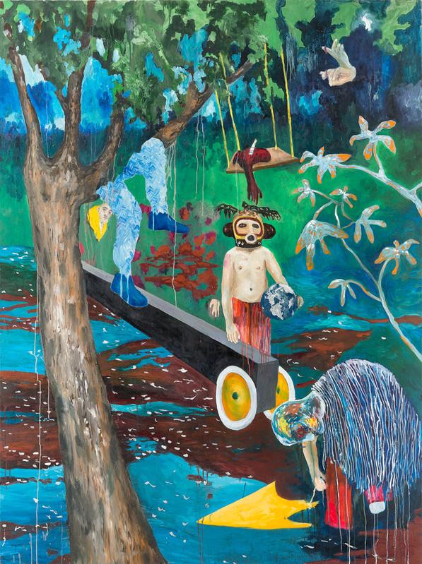 Marie Anita Gaube - Progress Gallery
