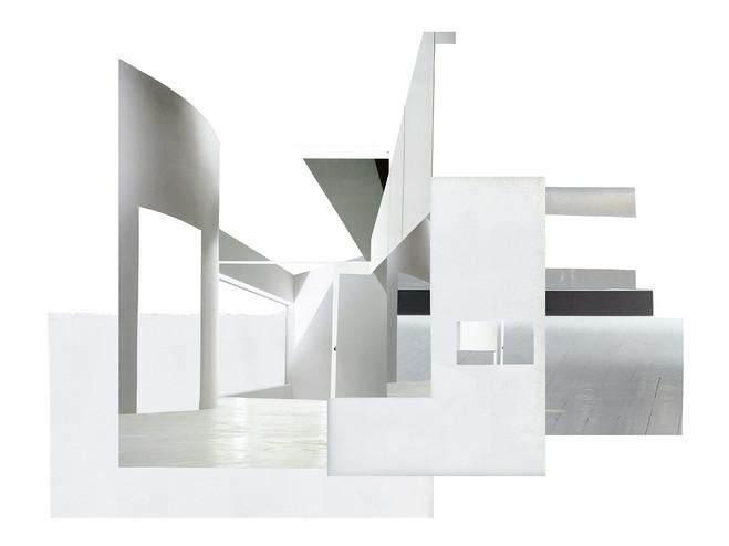 Scenes, (Solo show Claudia Larcher) - Galerie 22,48 m²