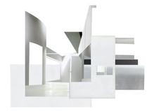 Scenes, (Solo show Claudia Larcher) - 22,48 m² Gallery