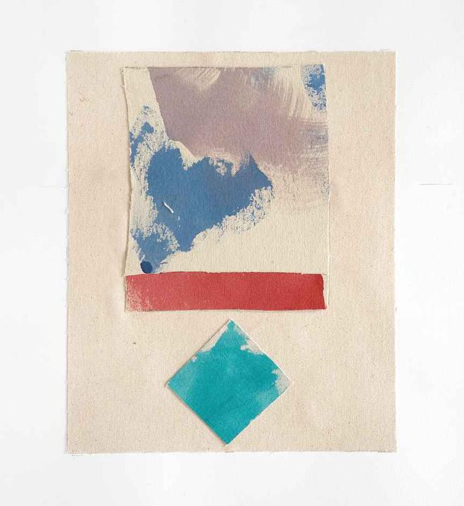 Jean Degottex & Peter Joseph - Galerie Bernard Bouche