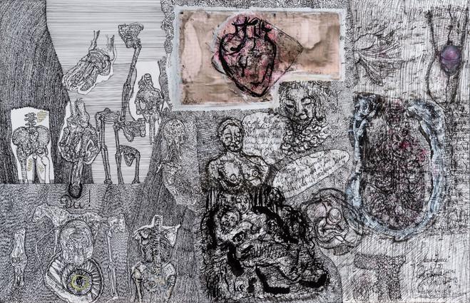 Peter Kapeller - Christian berst art brut (klein et berst)