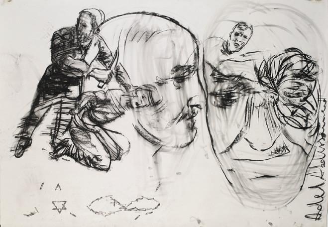 Adel Abdessemed - Yvon Lambert Gallery