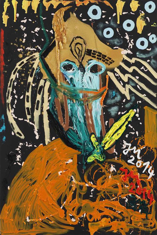 Jonathan Meese - Templon Gallery