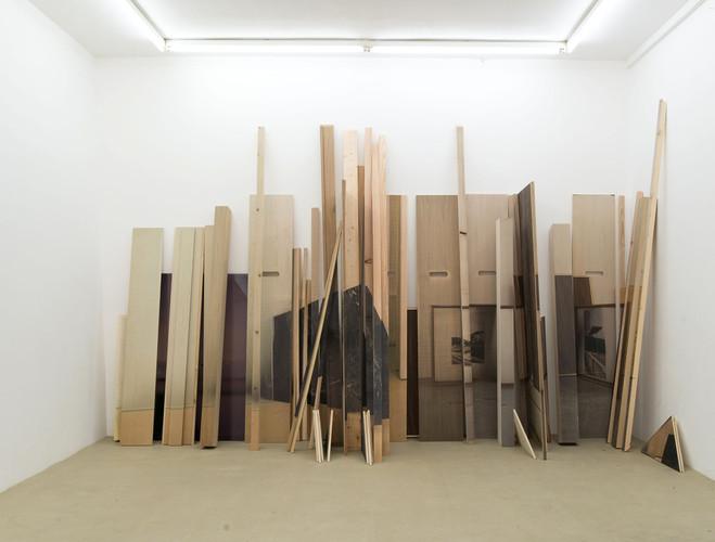 Latences #3 (duo\ solo) - Galerie Escougnou-Cetraro
