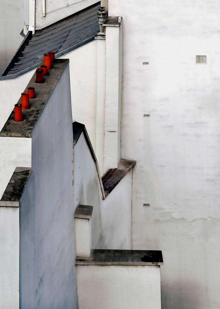 Michael wolf paris roof la galerie particuliere pariis large2