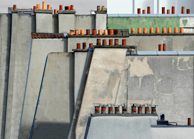 Michael Wolf - La Galerie Particulière