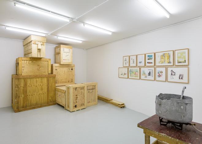Sven 't Jolle - Galerie Laurent Godin