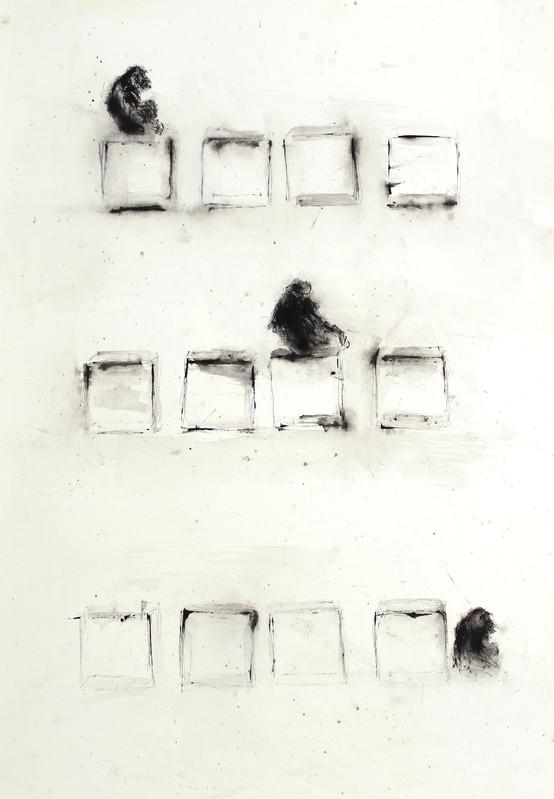 accrochage5 - Galerie Maria Lund
