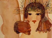 La passion selon Carol Rama - Musée d'Art Moderne de la ville de Paris