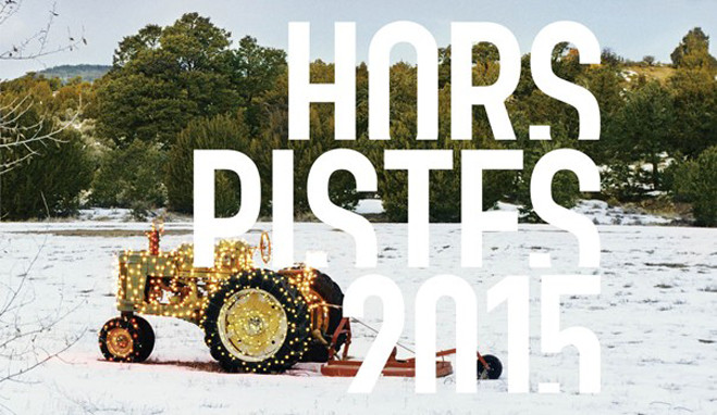 Hors Pistes 2015 - Centre Georges Pompidou