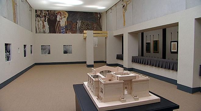 L'Architecte Josef Hoffmann - Centre culturel tchèque
