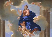 Poussin et Dieu - Le Louvre