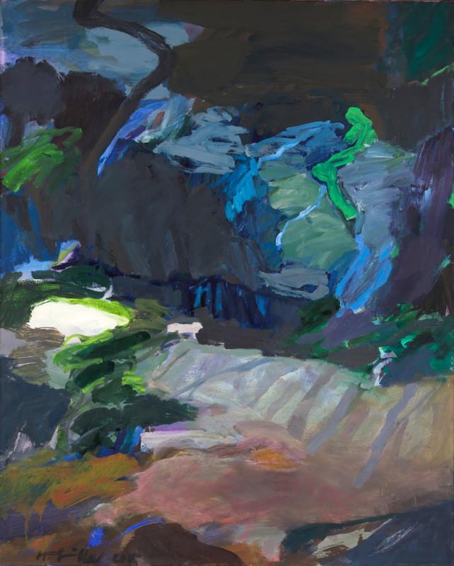 Le parti pris de la peinture - Berthet – Aittouarès Gallery