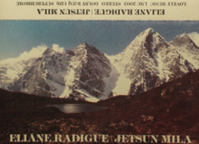 Concert Eliane Radigue / Jetsun Mila (1986) - Le BAL