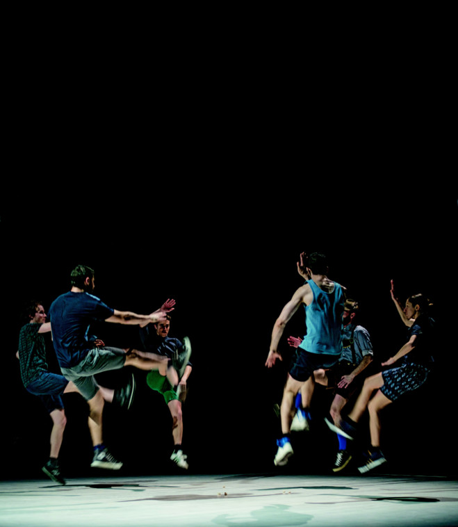 Vidéodanse : le corps en jeu - Centre Georges Pompidou