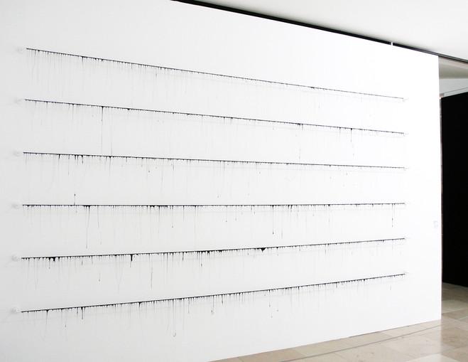 Rien d'autre en face que le pur espace - Isabelle Gounod Gallery