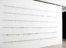 Rien d'autre en face que le pur espace - Galerie Isabelle Gounod