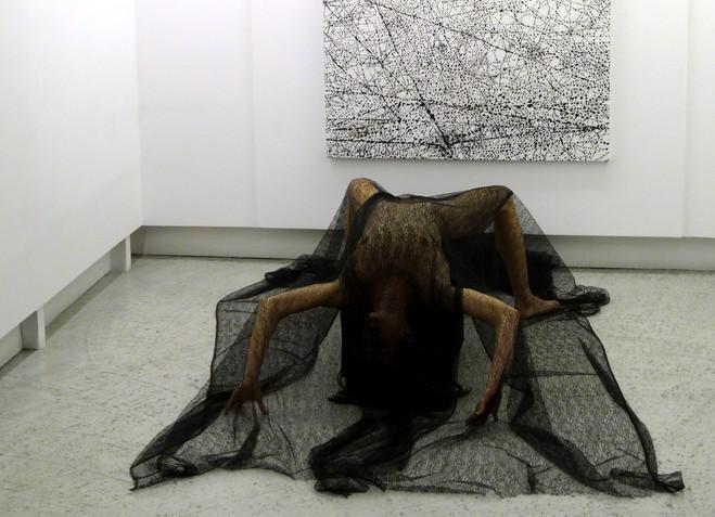 Le rêve d'Arachné - Galerie Maria Lund