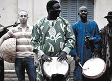 BKO Quintet - Musée du quai Branly