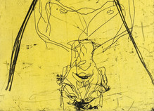 Georg Baselitz - Catherine Putman Gallery