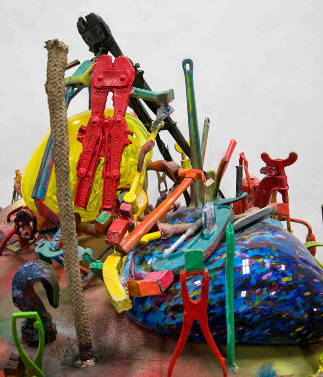 Jim Dine - Templon Gallery