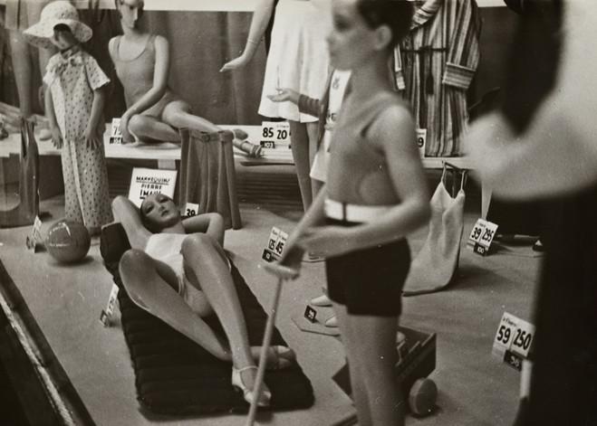 Germaine Krull (1897-1985) - Jeu de Paume
