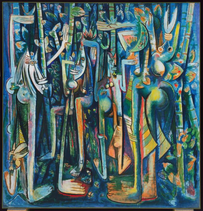 Wifredo Lam - Centre Georges Pompidou