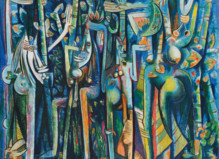 Wifredo Lam - Centre Georges Pompidou