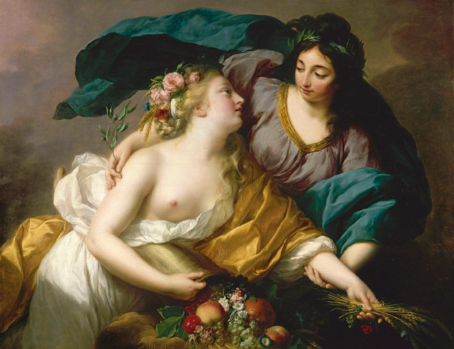 Elisabeth Louise Vigée Le Brun - Les Galeries nationales du Grand Palais