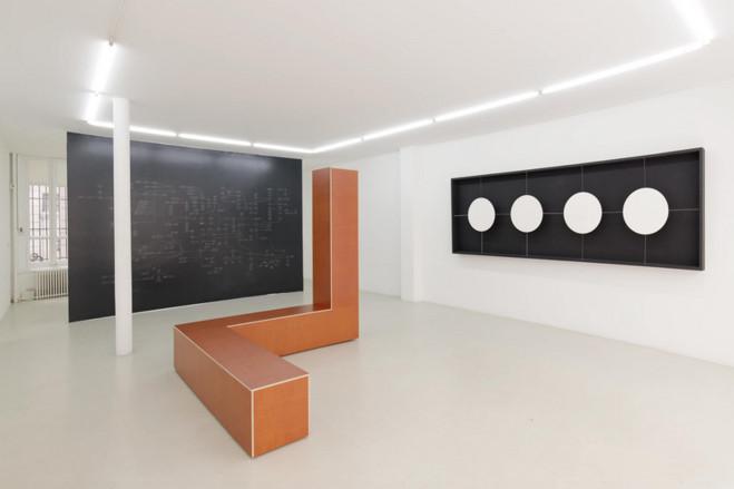 Julien Prévieux, Francisco Sobrino, Raphaël Zarka - Jousse Entreprise — Art contemporain