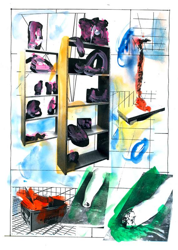 Bastien Aubry et Dimitri Broquard -  La  Maison d'Art Bernard Anthonioz