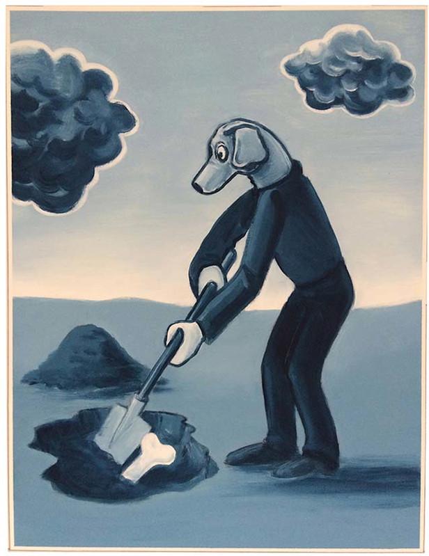 Alain Séchas - Galerie Laurent Godin