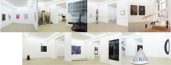 La Galerie See studio devient la Galerie Escougnou-Cetraro - Escougnou-Cetraro Gallery