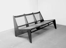 Pierre Jeanneret - Jousse Entreprise — Mobilier d'architecte Paris Gallery