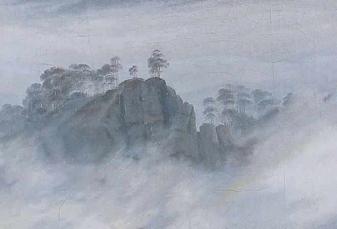 Wanderer Above the Sea of Fog - Galerie Bugada & Cargnel