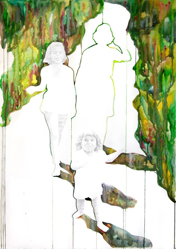 Mferniot sans titre crayon et aquerelle sur papier 105x75cmbd 1 large2