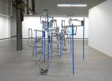 La dissipation sur le virage - Galerie Eva Meyer
