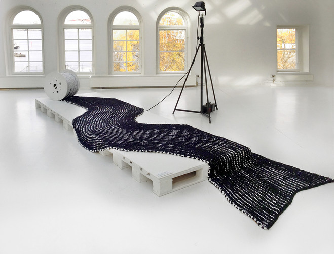 Re Rag Rug - Institut suédois
