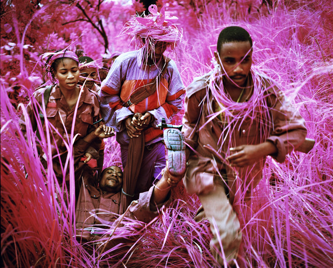 Carte blanche à l'artiste Richard Mosse - Fondation Cartier pour l'art contemporain