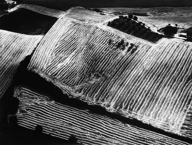 Mario Giacomelli - Galerie Berthet – Aittouarès