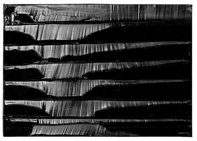 soulages peintures 2013 2015 galerie karsten greve. Black Bedroom Furniture Sets. Home Design Ideas