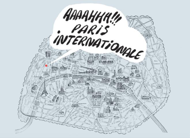 Paris Internationale - Paris Internationale