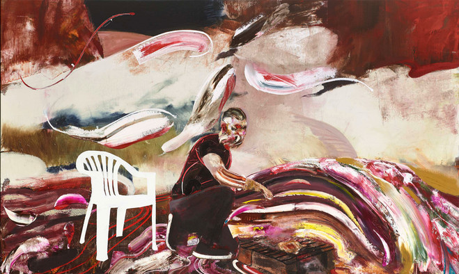 Adrian Ghenie - Galerie Thaddaeus Ropac Marais