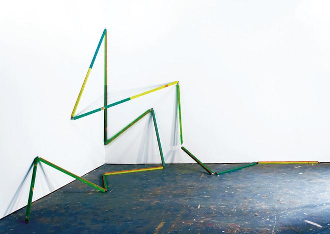 Cordy Ryman - Galerie Zürcher